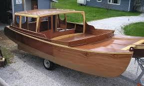 Wooden Boat Building Plans For Free by Small Catamaran Boat Plans Planes Boats Other Vehicles