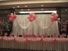 Pink And Black Sweet 16 Decorations Sweet 16 Table Decoration Ideas Table Design And Table Ideas