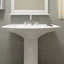 this somertile 12x12 25 inch penny grey eye porcelain mosaic floor