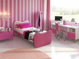 bedroom teen girls bedroom ideas along with brown wooden floating teen girls bedroom ideas with white pink striped wall and pink bed also white mattress