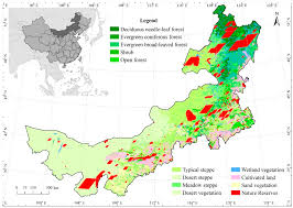 Mongolia Map Sustainability Free Full Text Status Of Nature Reserves In