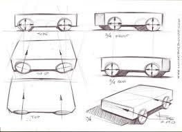 drawing wheels in perspective car sketching tips u2013 www
