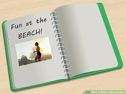 3 ways to make a memory book wikihow