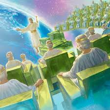 who goes to heaven bible questions