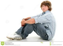 Boys Casual Dress Clothes Attractive Sixteen Year Old Teen Boy In Casual Clothes Over Whit