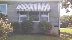 Awning Recover Residential Awnings By Rockingham Canvas In Harrisonburg Va