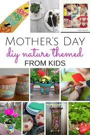 creative diy nature themed s day gifts