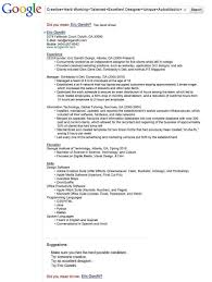 Best Font For Resume Australia by 10 Crazy Resumes That Got The Job Training Com Au