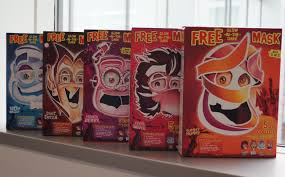 monster cereals are alive a taste of general mills