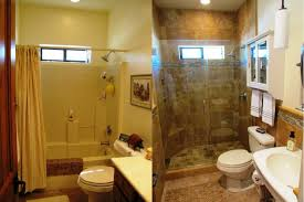 before and after inspiration remodeling ideas from hgtv gorgeous small bathroom remodels before and after on design remodel
