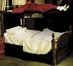 exorcist bed decorations u0026 props