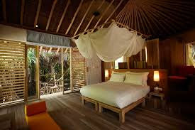 six senses laamu maldives two bedroom lagoon beach villa with pool