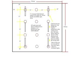 lighting layout design pot lights for kitchen colecreates com