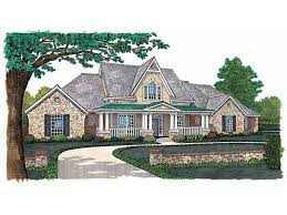 Gothic Revival Homes by Gothic Revival House Plan With 3439 Square Feet And 4 Bedrooms