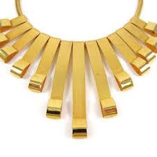 collar bib necklace images Shop egyptian collar necklace on wanelo jpg