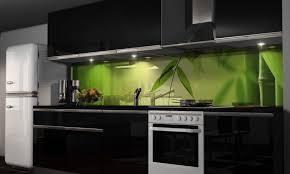 spritzschutz für küche küchenrückwand folie selbstklebend tropic klebefolie dekofolie