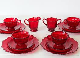 best 25 depression glass ideas on glass ruby