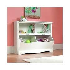 Ikea Bookshelf Boxes Bookcase White Shelves With Bins Utility Bookcase With Fabric