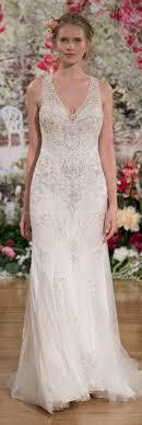 maggie sottero wedding dress maggie sottero wedding dresses fall 2017 nybfw runway show