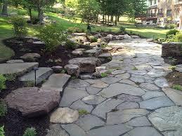 Flagstone Patio Images Landscape U0026 Garden Design In Md Va And Wv Poole U0027s Stone U0026 Garden