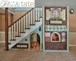 under the stairs playhouse kids playhouse indoor playhouse
