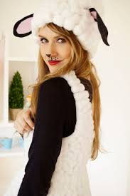 Diy Womens Halloween Costume Ideas Best 25 Sheep Costumes Ideas Only On Pinterest Lamb Costume