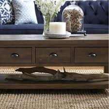 table wonderful coffee table with drawers material wood smooth