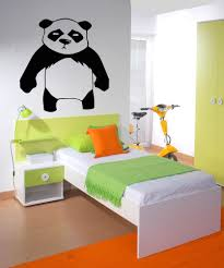 animal decals for walls animal vinyl wall decals vinyl wall decal sticker macho panda os aa660