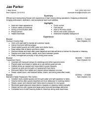 Sample Resume For Dishwasher by Busser Resume Sample Restaurant Busser Job Description For Resume