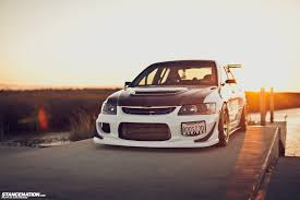 evo stance the endless saga algier u0027s wicked mitsubishi evo stancenation