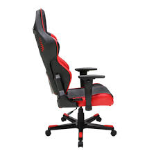 Desk Gaming Chair by Dxracer Racing Series Rm1 Gaming Chair Black U0026 Red Buy Now