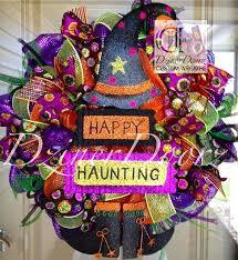 646 best halloween wreaths images on pinterest halloween diy