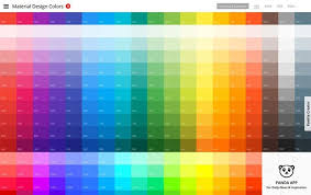 android color 70 material design resources for android developers hongkiat