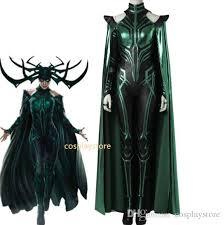 Thor Halloween Costume Hela Cosplay Costume Women Halloween Costumes Cosplay Thor