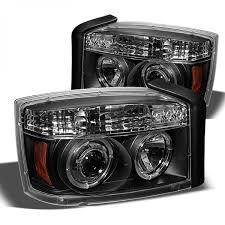 2007 dodge dakota lights spyder 2005 2007 dodge dakota headlights