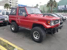 jeep toyota venta jeep toyota land cruiser chile 4 unbedingt kaufen
