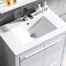 Shop Bathroom Vanities  Vanity Cabinets At The Home Depot - Bathroom sink and cabinets