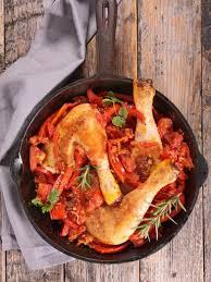 recettes de cuisine marmiton poulet basquaise recette de poulet basquaise marmiton poulet