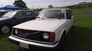 volvo wagon 1978 volvo 245 dl station wagon youtube