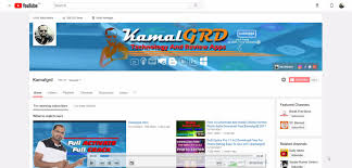 youtube update kamalgrd channel replace with desi me sikho kamal