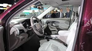 Chevy Traverse Interior Dimensions 2018 Chevrolet Traverse Dimensions Automotive News 2018