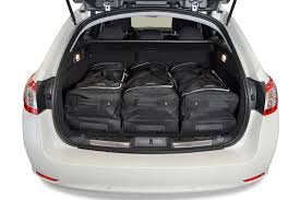 peugeot 508 sw 508 peugeot 508 sw 2011 present car bags travel bags