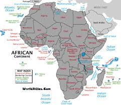 africa map states africa expat united states and africa maps of africa