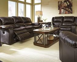 abbyson living bradford faux leather reclining sofa dark brown leather reclining living room furniture with 763 asnierois info