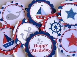 nautical party decorations party favors ideas