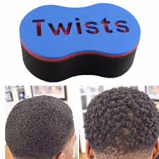 hair twist sponge professional magic hair twist sponge dreads twisting locks