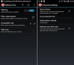 android adblock root block android ads spoofs of