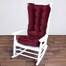 greendale home fashions jumbo rocking chair cushion set hayneedle