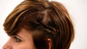 how to braid short hair step by step how to waterfall braid short hair howcast the best how to