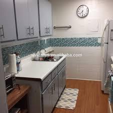 wall crafts 3d sensory mosaic peel u0026 stick tile kitchen bathroom